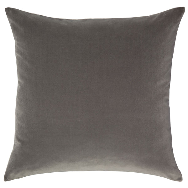 Double Sided Velvet Cushion - Sea Lion & Wood Smoke