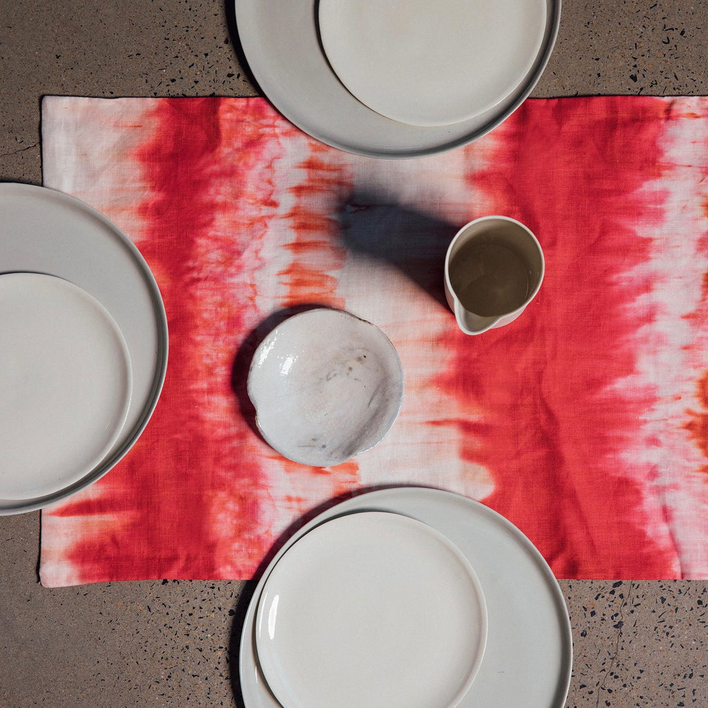 Fearless Linen Table Runner