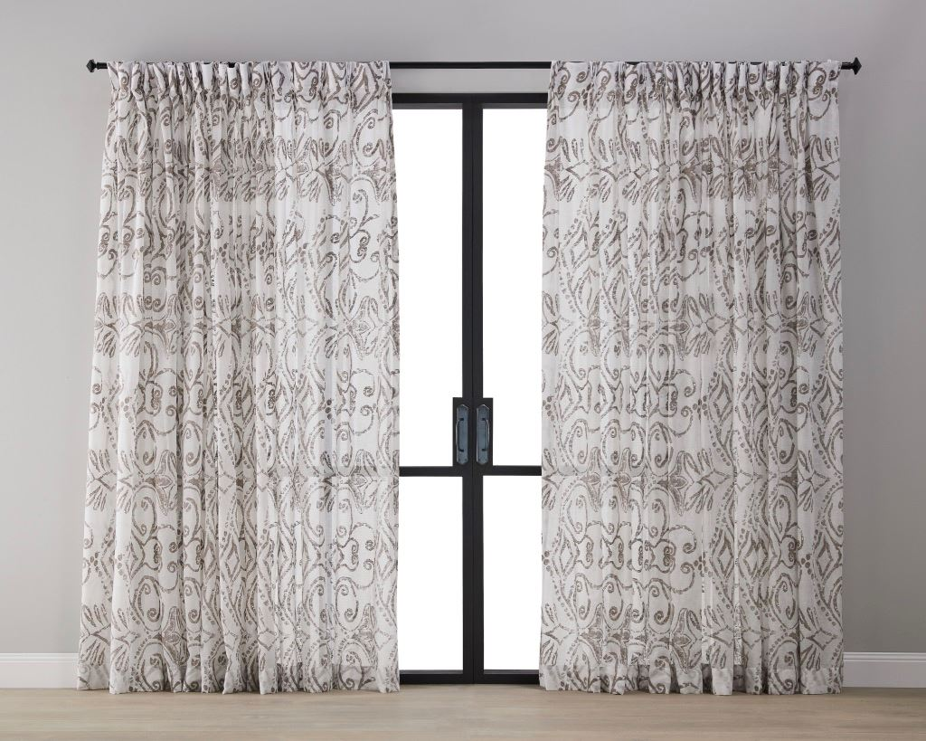 Totem Sheer Curtain