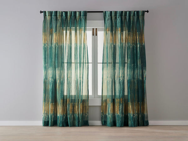 Atlantis Sheer Curtain