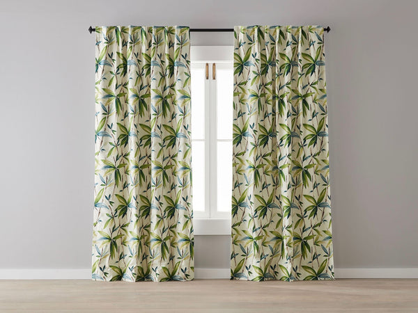 Lush Bamboo Blockout Curtain