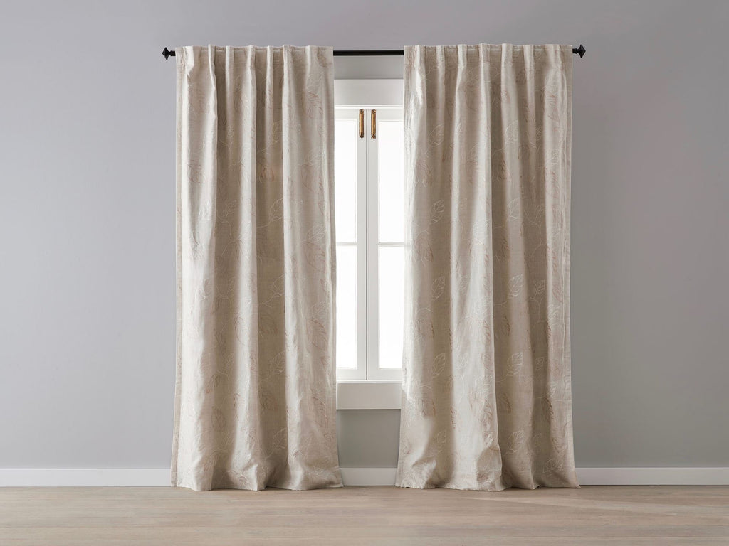 Autumn Breeze Blockout Curtain - Made to order