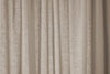 Shoal Bay Sand Pure Linen Curtain - Pole Pocket