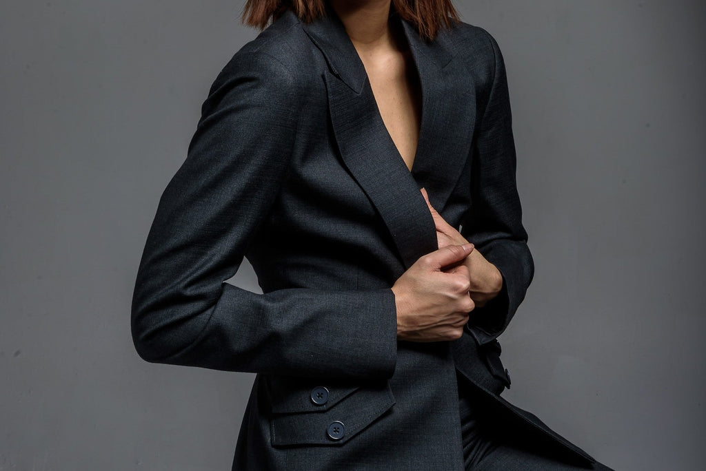 Koviem Milano made to measure womens suit