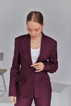 Koviem - Womens Made to Measure Business Suits and Workwear