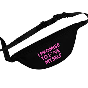 I Promise to Love Myself Fanny Pack