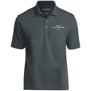 K110 ED Contractor Port Authority Dry Zone UV Micro-Mesh Polo