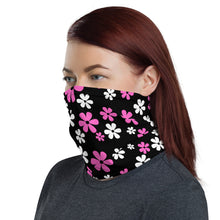 Load image into Gallery viewer, Limited Edition Promise Quest Sisters Flower Neck Gaiter