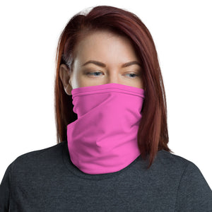 Promise Quest Sisters Hot Pink Neck Gaiter