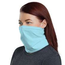 Load image into Gallery viewer, Promise Quest Sisters Light Blue Neck Gaiter