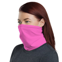 Load image into Gallery viewer, Promise Quest Sisters Hot Pink Neck Gaiter