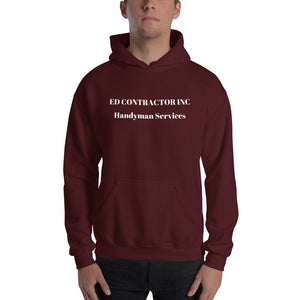 ED Contractor Inc. Hooded Sweatshirt