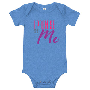 I Promise To Be Me Infant Bodysuit/Onesie