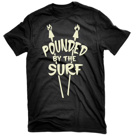 Pounded By the Surf