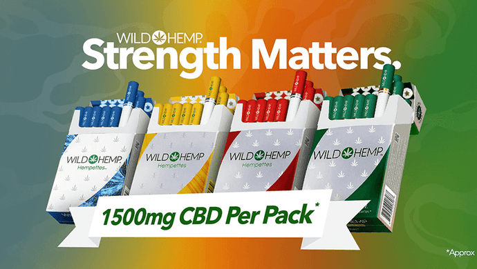 Strength Matters - How Hempettes CBD Levels Can Help You Absorb CBD Faster