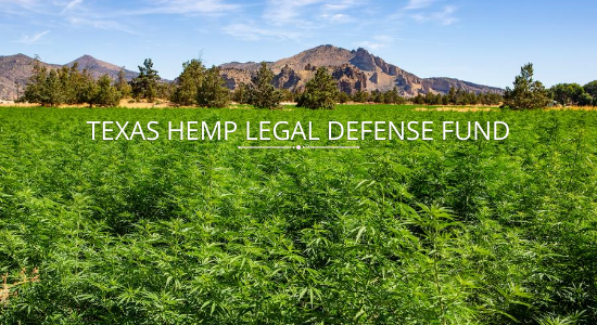 The Texas Hemp Legal Defense Fund