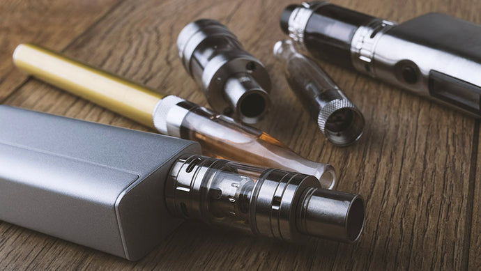 Different Types of Vapes - How to Choose a Vaping Device for Me