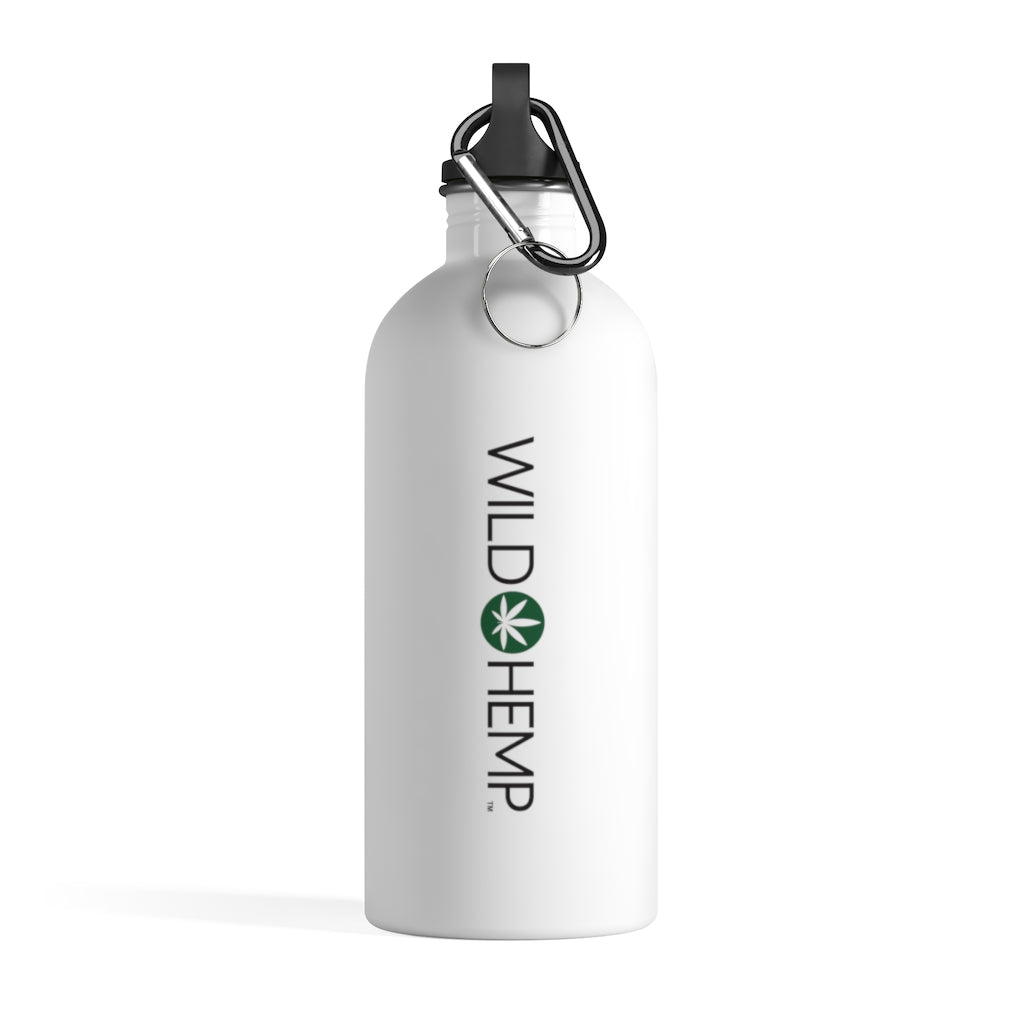 WH Stainless Steel Water Bottle