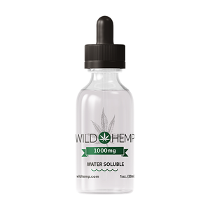1000mg Water Soluble Tincture
