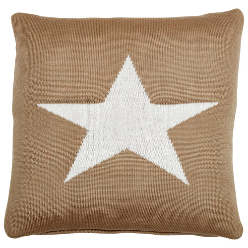 Somerset Star Stone Star Knit Cushion