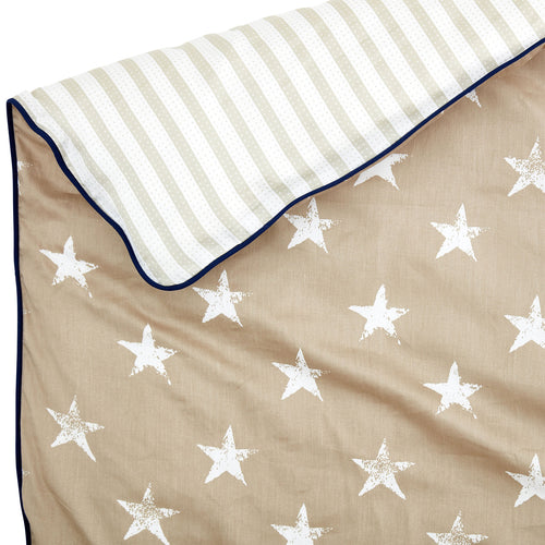 Somerset Star Stone Duvet Cover
