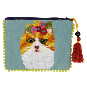 Pignut Pets Tabby Cat Purse