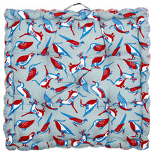 Birdspotting Box Cushion with Handle