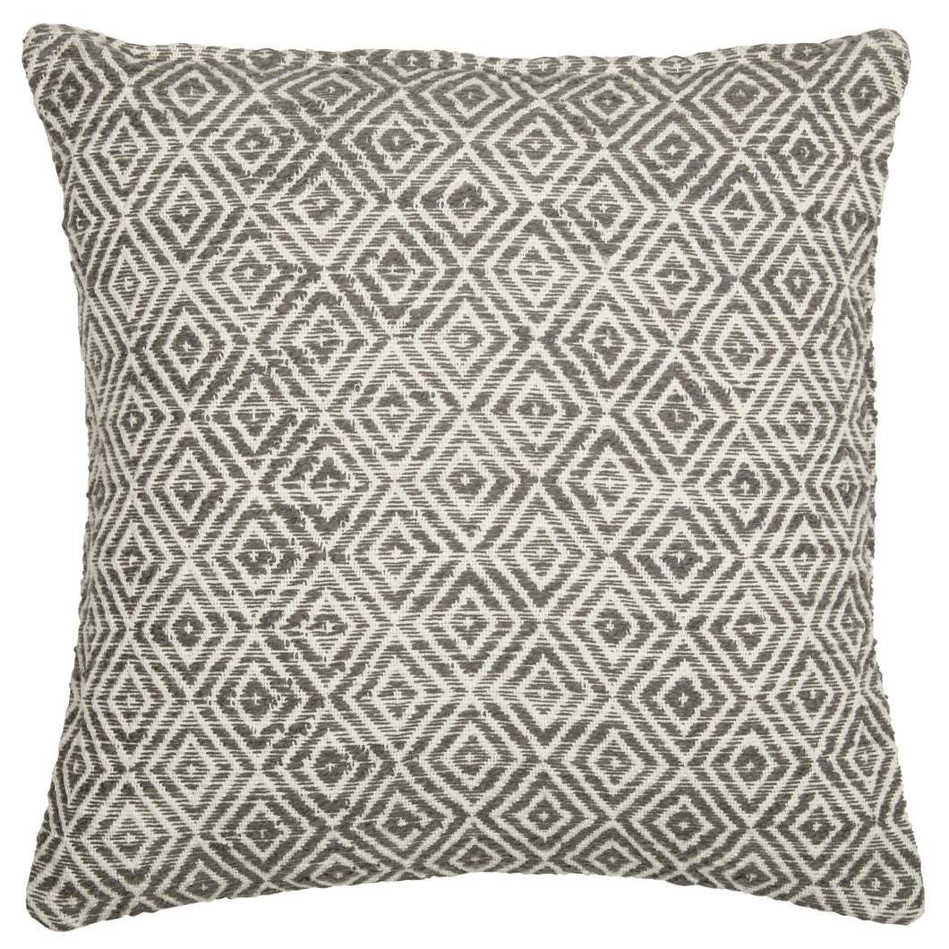 Country Calm Geometric Cushion