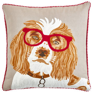 Pignut Pets Springer Spaniel Cushion