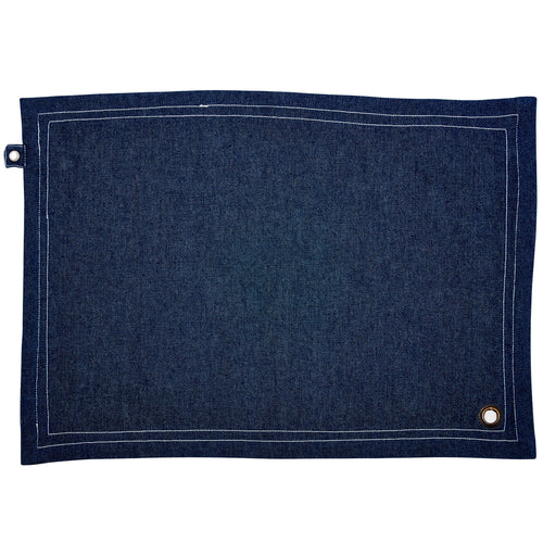 Minsmere Blue Denim Table Mat