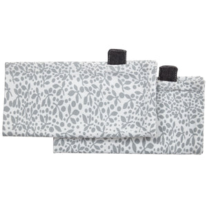 Minsmere Silver Napkins (Set of 2)