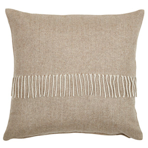 Country Calm Gold Lurex Cushion