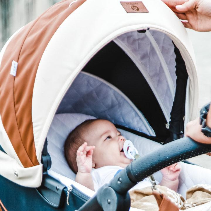 Image for article: Different Pram and Stroller Systems