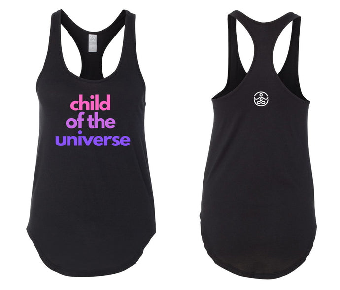 Child of the Universe Tank