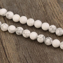 Load image into Gallery viewer, Howlite Mala