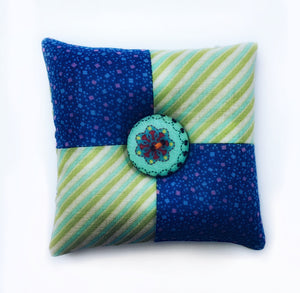 Square Pincushion Tutorial