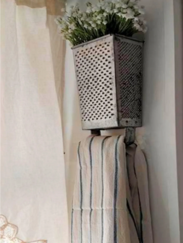 upcycled grater