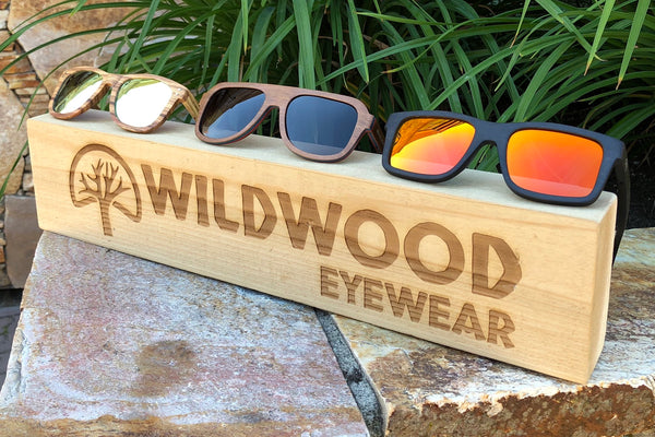 TAC Polarized Lenses in Wildwood Sunglasses
