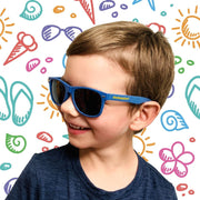 BioSunnies Kids Classic (5 to 9 yrs) - Wildwood Eyewear | Sunglasses Canada