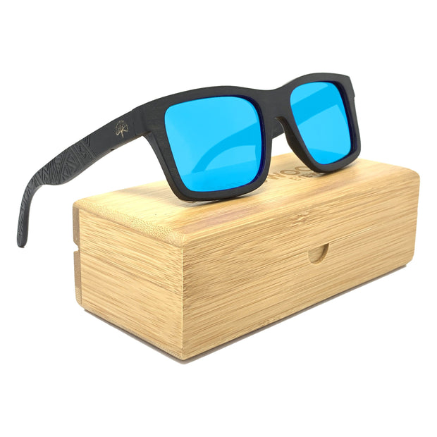 The Islander (Ice Blue Mirror Lenses)