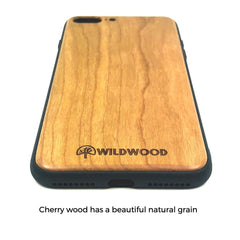 Slimline Solid Wood Phone Case for iPhone 7 Plus/8 Plus - Wildwood Eyewear | Sunglasses Canada