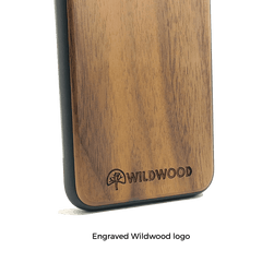 Slimline Solid Wood Phone Case for iPhone X/XS - Wildwood Eyewear | Sunglasses Canada