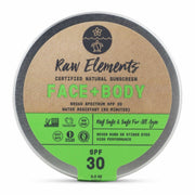 SPF 30 Face and Body Sunscreen Tin - Wildwood Eyewear | Sunglasses Canada
