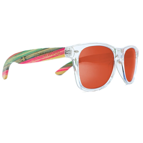 The Summer (Red Mirror Lenses)