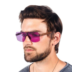 The Gambler Magenta - Wildwood Eyewear | Sunglasses Canada
