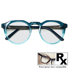 The Kitsilano Eyeglasses Aquamarine - Wildwood Eyewear | Sunglasses Canada