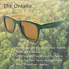 The Ontario - Wildwood Eyewear | Sunglasses Canada