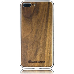 Ultra Protective Slimline Solid Wood Phone Case for iPhone 7/8 PLUS | Recycled Materials - Wildwood Eyewear | Sunglasses Canada