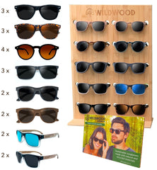 Wholesale Bundle #1 (Best sellers under $70 retail) - Wildwood Eyewear | Sunglasses Canada