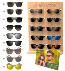 Wholesale Bundle #2 (Wooden Sunnies) - Wildwood Eyewear | Sunglasses Canada